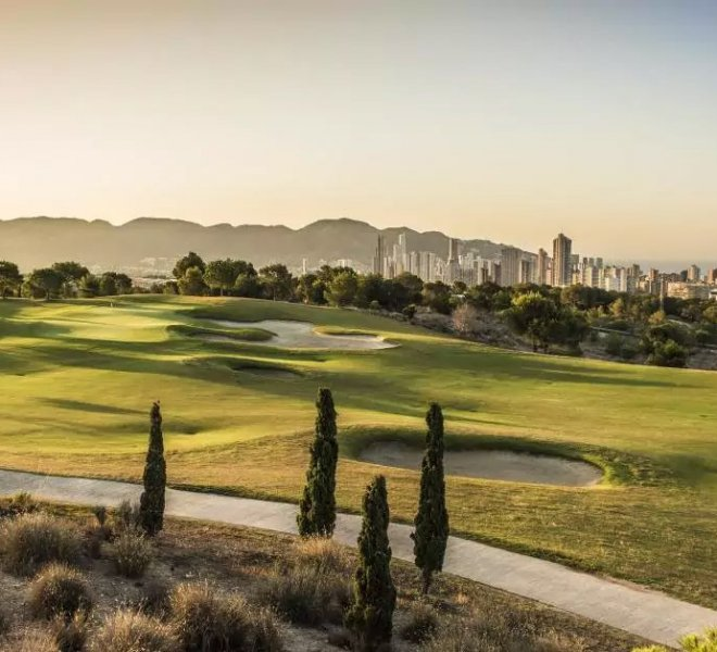 Benidorm Views & Golf