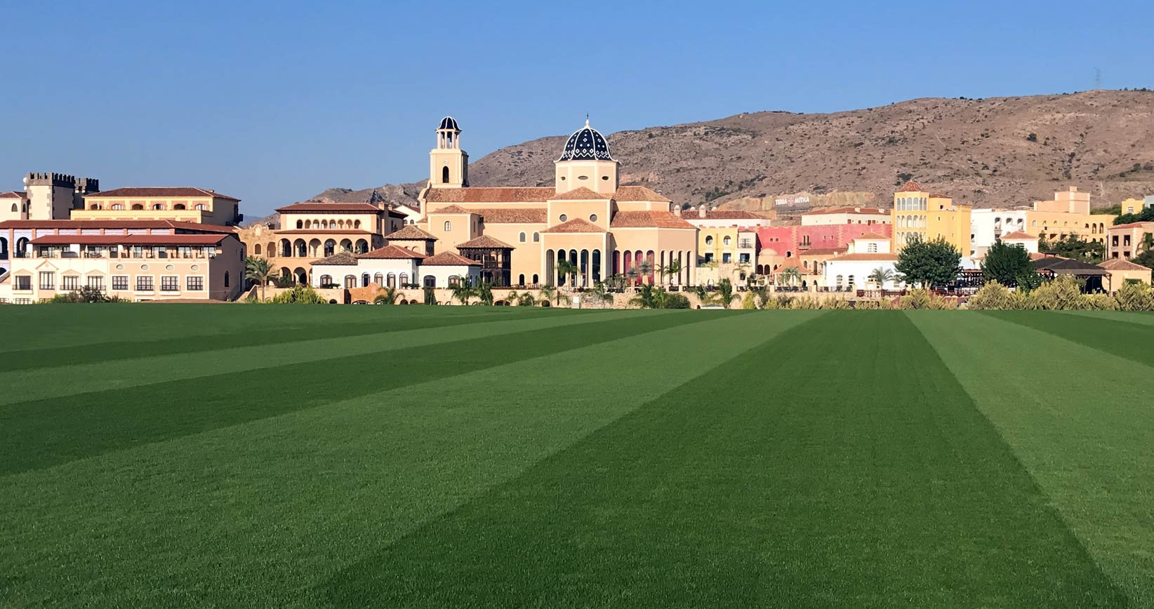 Meliá Villaitana Football Center